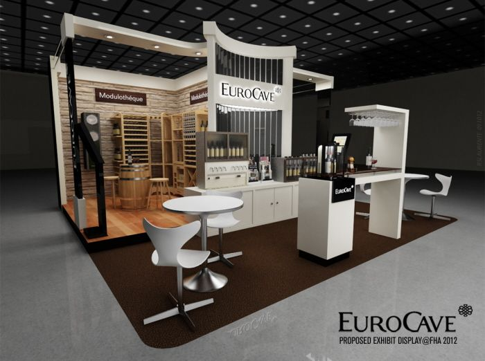 Exhibition Stand Design Sample : Best stands images on pinterest stand design