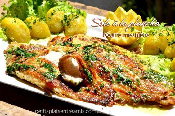 C'est toujours un vrai régal de déguster du poisson grillé. Cette recette de sole à la plancha arrosée de beurre meunière ne fait pas exception à la règle et ce plat délicieux fera le bonheur…