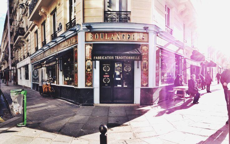 #paris #bakery #boulangerie #february #2014