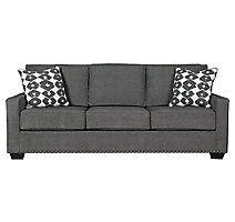 Brace Sofa: $800; Ashley Furn