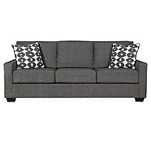 Brace Sofa: $800; Ashley Furn
