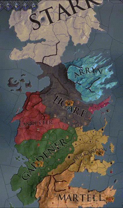 crusader kings 2 game of thrones bug