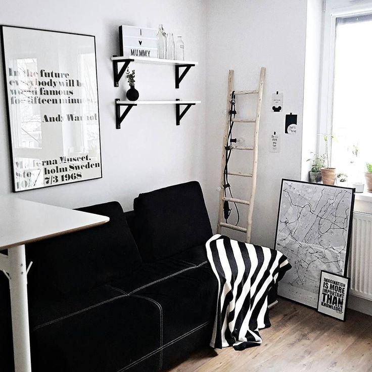 My Monochrome World  Jak utrzymać porządek w małym mieszkaniu ? - kliknij w link w bio a zdradzę Ci 10 trików które ułatwią Ci życie  #linkinprofile