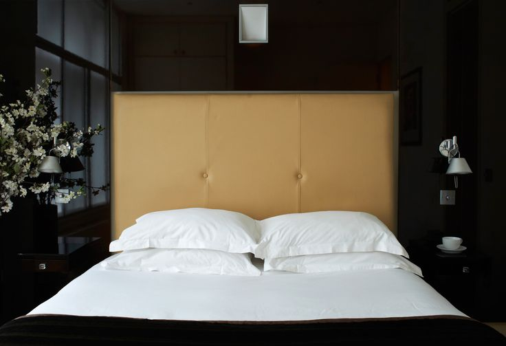 Bedroom in No.5 Maddox Street, Mayfair.