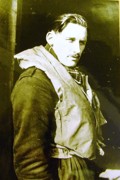 Commissioned on 1 April 1940, P/O Peter S Gunning flew his first operational sortie with No 46 Squadron RAF from RAF Digby on 5 July. After claims of an Me 109 probably destroyed on 7 September and a Do 17 damaged on 15 September, he was killed in combat with enemy fighters over the Thames Estuary on 15 October, aged 29. Hurricane Mk I PO-N crashed and burned out in a chalk pit at Little Thurrock.