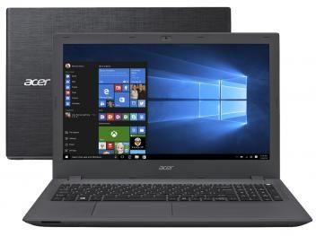 """Notebook Acer Aspire E5 Intel Core i5 6ª Geração - 8GB 1TB LCD 15,6"""" Placa de Vídeo 2GB Windows 10"""