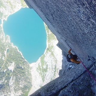 www.tickthatpitch.com One of the most epic climbing pictures ever taken. Simply true.