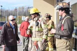 Boot drive raises more than $2,000 for Muscular Dystrophy Canada - Local - The News