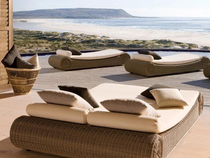 Luxurious Modern furniture by Manutti #furniture #design #interiordesign #modern