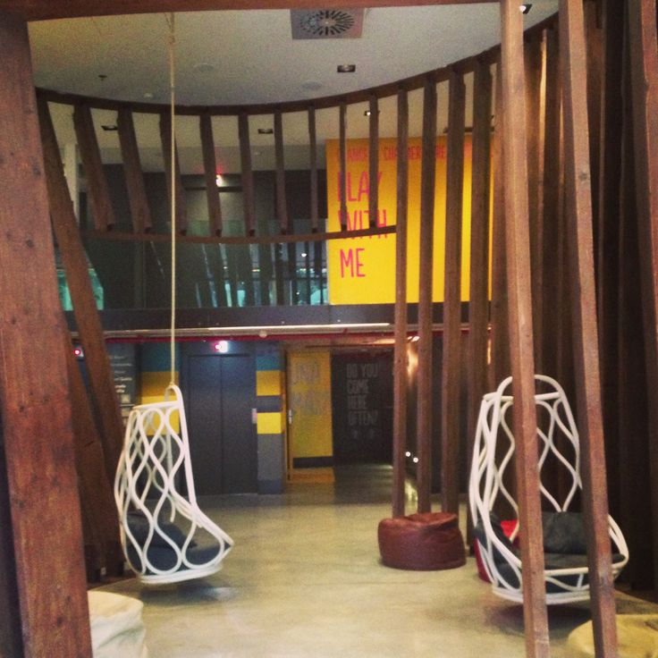 Lobby Generator Hostel