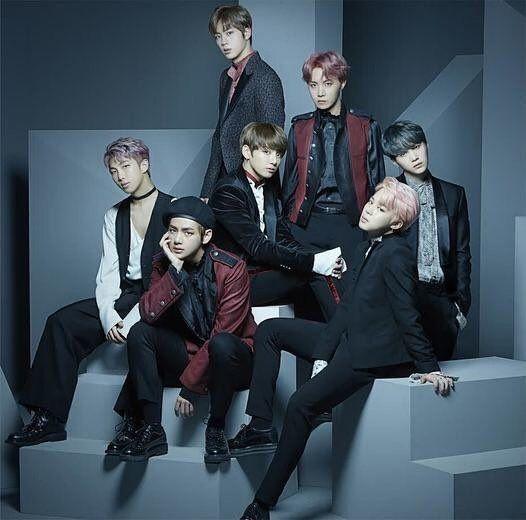 BTS- Jin, J-Hope, Jungkook, Rap Monster, Taehyung, Jimin and Suga