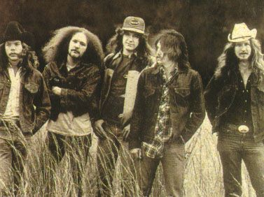 The Outlaws (Band) check out Billy Jones at far left. An underrated, excellent guitarist.