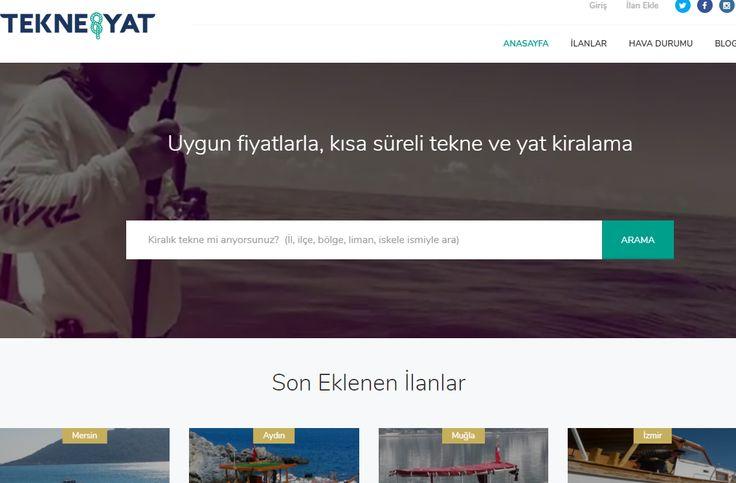 www.tekneveyat.com Kiralik Tekne , Balık avı turu , saatlik yat kiralama