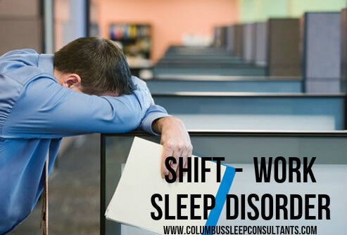 Shift work sleep disorder is trouble sleeping because you work nights or rotating shifts. You also may have this problem if you have trouble staying awake or alert when you are supposed to work your shift. You may not be able to sleep during the day, and you may not feel rested with the sleep you do get.  Visit our website www.columbussleepconsultants.com or call us at 614-866-8200 to set an appointment.  #SleepDisorders #SleepingProblem #Sleep #HealthyTips #SleepingTips #SleepTreatments…