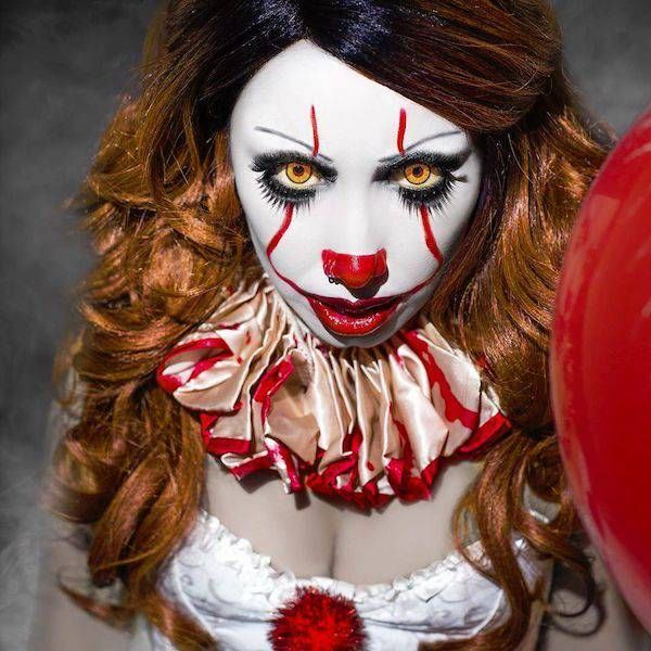 23 Sexy Pennywise Girls That Will Cause Erotic Nightmares c100822657c