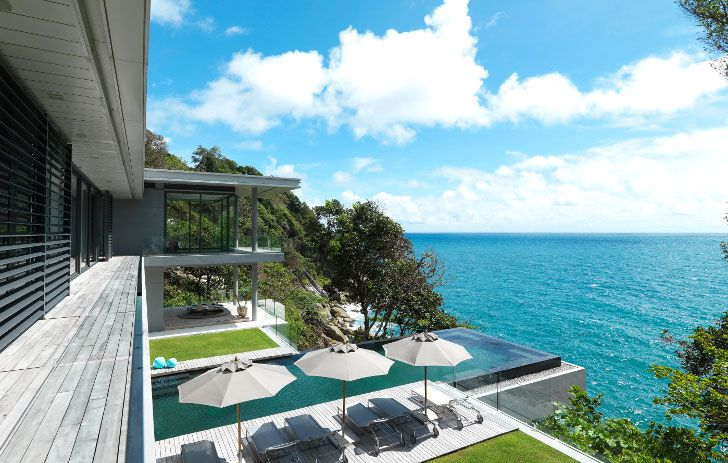 villa amanzi phuket paradiso tropicale