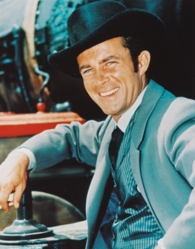 Robert Conrad : Loved Wild Wild West!