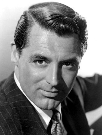 Cary Grant  Ugh, he is so attractive. And such a talented actor. Can I act with him please?