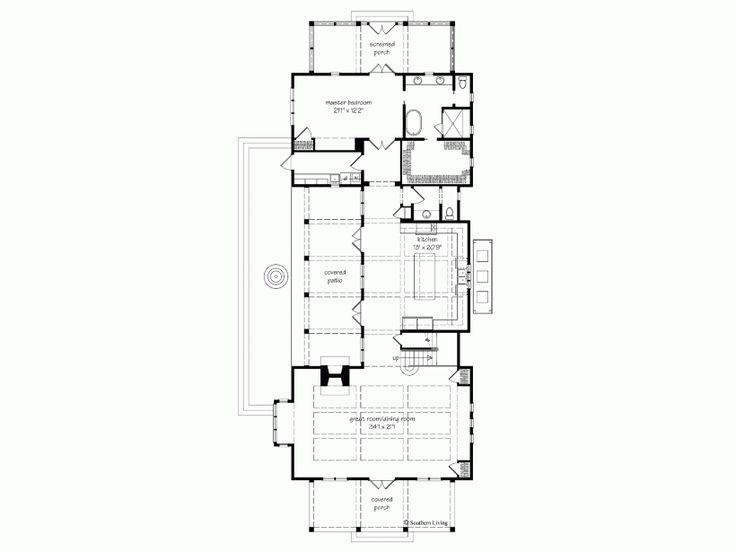 My Dream Home Option 19 First Floor Plan Http://www.eplans.