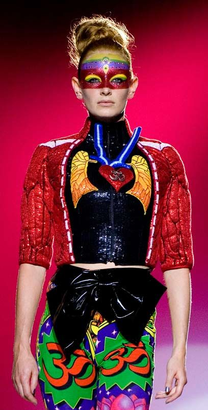 Manish Arora. LOVE. A x