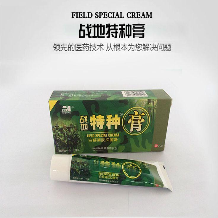 Natuurlijke Chinese Kruidengeneeskunde Crème Zalf Crème Anti-Jeuk Geschikt Huid Jeuk Dermatitis Eczeem Behandeling