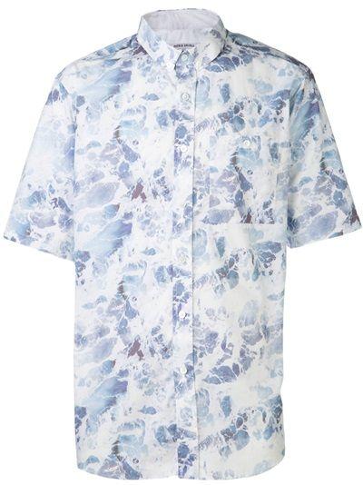 PATRIK ERVELL - button collar shirt 6