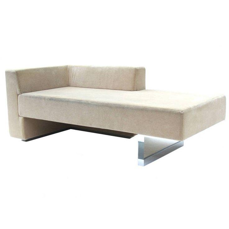 Captivating Vladimir Kagan Sofa Omnibus Chaise Lounge For Gucci