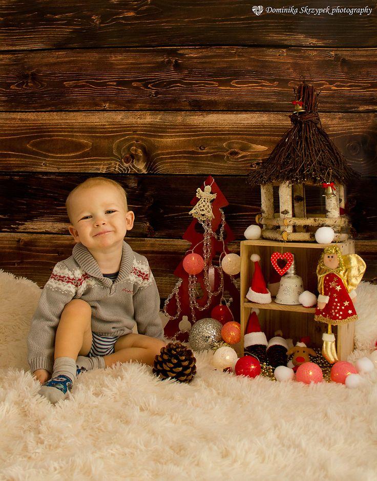 Sesje świąteczne dla dzieci - prezenty dla dorosłych