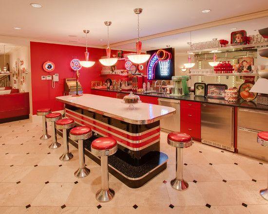 best 20+ 50s style kitchens ideas on pinterest | 50s decor, 50s