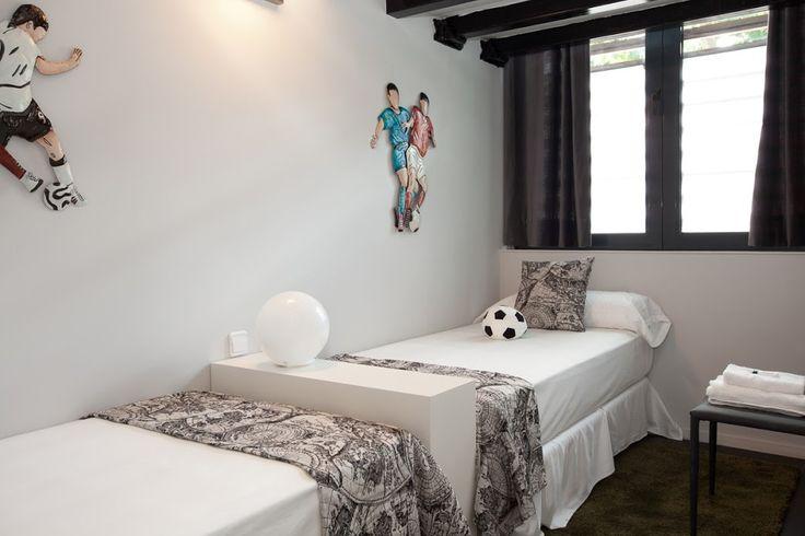Apartment 91. Fútbol 2 Apartment in Barcelona, Spain.