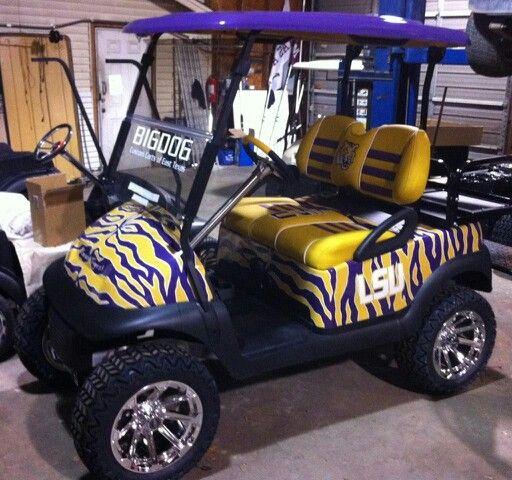 Lsu Tiger Golf Cart on car cart, lsu texas a&m, lsu pants, lsu memes, lsu beanie, lsu dorms, lsu college football, lsu swimming, lsu men's soccer, lsu iphone wallpaper, lsu body paint, lsu wagon, lsu women's gymnastics, lsu men's basketball, lsu university, lsu sorority houses, lsu fire truck, lsu tool box,