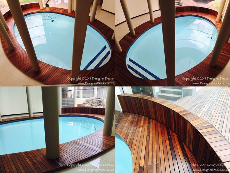 Here is a few more pictures of our decking project in Dainfern, completed in December last year. The pool has since been completed, we think it looks stunning! Well done to the installation team for doing such a beautiful job :)