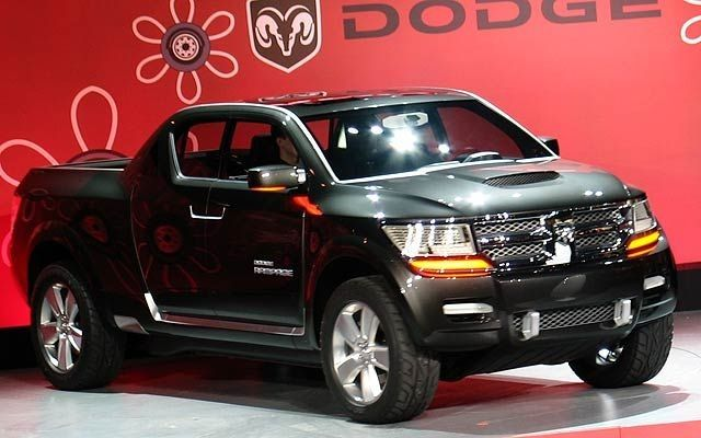 2017 dodge rampage rumors and price. Black Bedroom Furniture Sets. Home Design Ideas