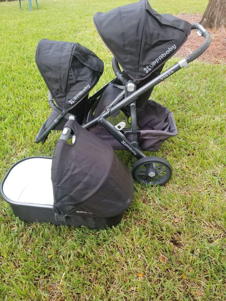 Selling uppa baby vista double stroller model 2016/2017