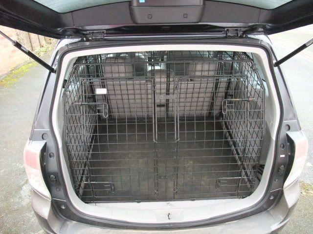 Custom Dog Crates Subaru Forester Owners Forum