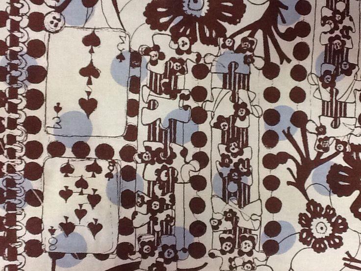 Children's duvet cover pattern. Print by talloolahs doodles '10