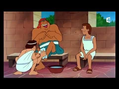 Il était une fois l'Homme Saison 1 Episode 06 Le siècle de Périclès. - YouTube