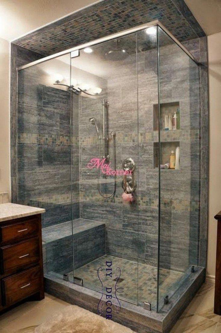 Diese Eindrucksvollen Duschideen Werden Sie Dazu Inspirieren Änderungen Vorzunehmen Die Dusche Umgestalten Schöne Badezimmer Badezimmer Bauen