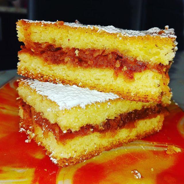 Κέικ με μηλα !!! ~ ΜΑΓΕΙΡΙΚΗ ΚΑΙ ΣΥΝΤΑΓΕΣ