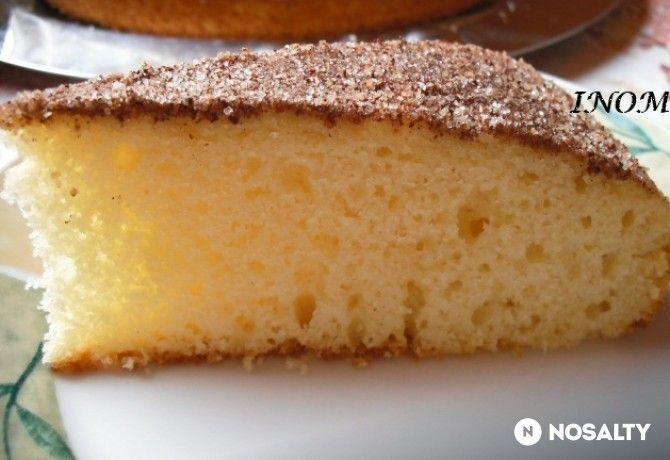 Egyszerű fahéjas sütemény