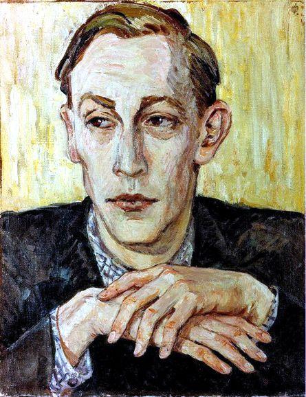 Heinrich Vogeler (1872-1942) was een Duitse schilder, graficus, architect, ontwerper (in Art Nouveau stijl), docent, schrijver en socialist.  Hij studeerde aan de kunstacademie in Düsseldorf van 1890 tot 1895. Zijn artistieke studies in deze periode omvatten bezoeken aan Nederland, België en Italië. Ook maakte hij in 1894 een reis naar Parijs.