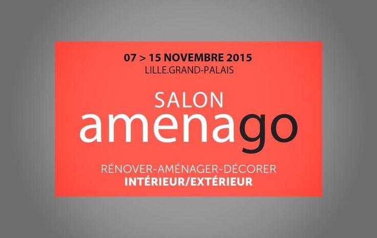 Du 7 au 15 Novembre, Habitat Concept vous donne rendez-vous au Salon AMENAGO à Lille Grand Palais. Vous avez un projet de vie future dont celui de faire construire votre maison ? Vous recherchez un constructeur de maisons individuelles dans le Nord-Pas-