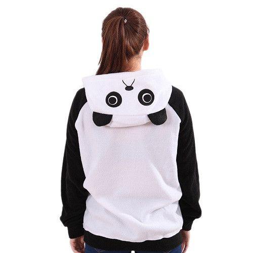 Women's Hoodies Sweatshirts Autumn winter cartoon Girl hoodies Stitch dinosaur panda unicorn Pikachu animal hoodie sweatshirt