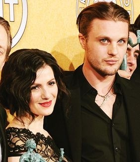 Michael Pitt & Aleksa Palladino - Boardwalk Empire