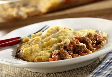 This Mashed Potato and Meatloaf Casserole is a main dish and side dish combined into one delicious casserole. Description from justapinch.com. I searched for this on bing.com/images