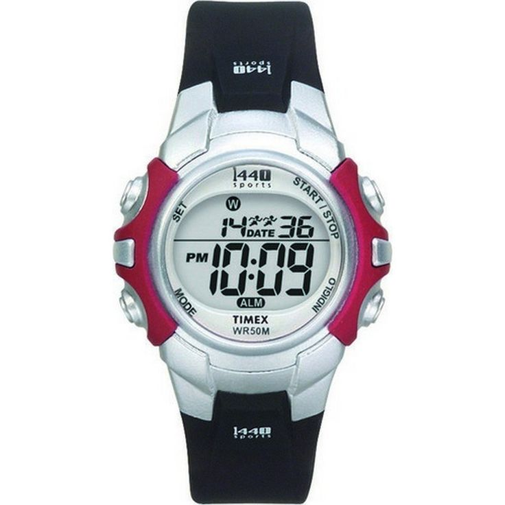 Timex Watch Sports Red Women'S Digital Time *** To view further for this watch, visit the image link.