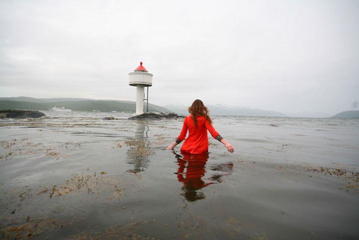 Susanna Majuri, Elskar Fyr (High Tide), 2006 Series You Nordic C-print on Diasec 90 x 135 cm Edition 5 + 2ap