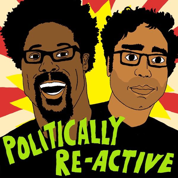 This week on Politically Re-Active, Kamau and Hari process the election results. Standup comedian Laurie Kilmartin and writer Roxane Gay join the guys to help make sense of a deeply painful moment in American history. From the costs to black and brown communities, to the culpability of the mainstream media, to what the future will actually look like following the end of Hillary's historic run, there are many questions and few answers.
