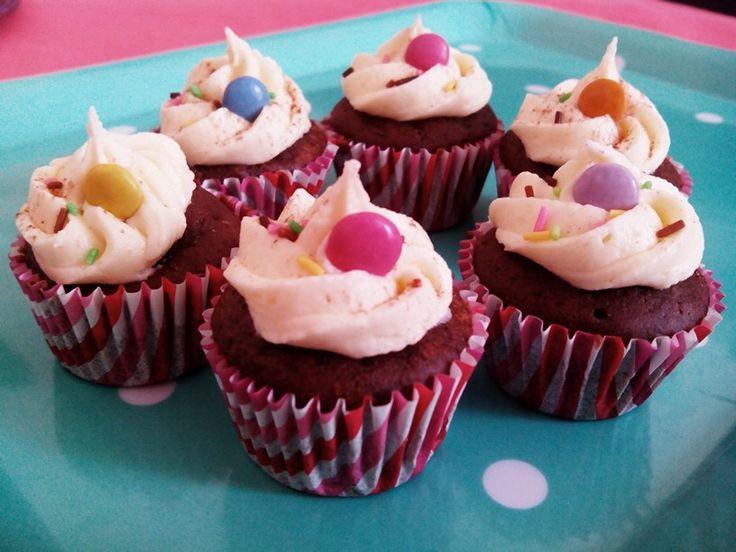 Cupcakes pour la fête de pâques