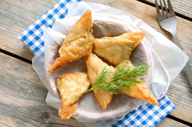 Borekas are nothing short of edible perfection--heavenly little parcels of dough crisped with hot oil or melted butter and stuffed with any number of  ...